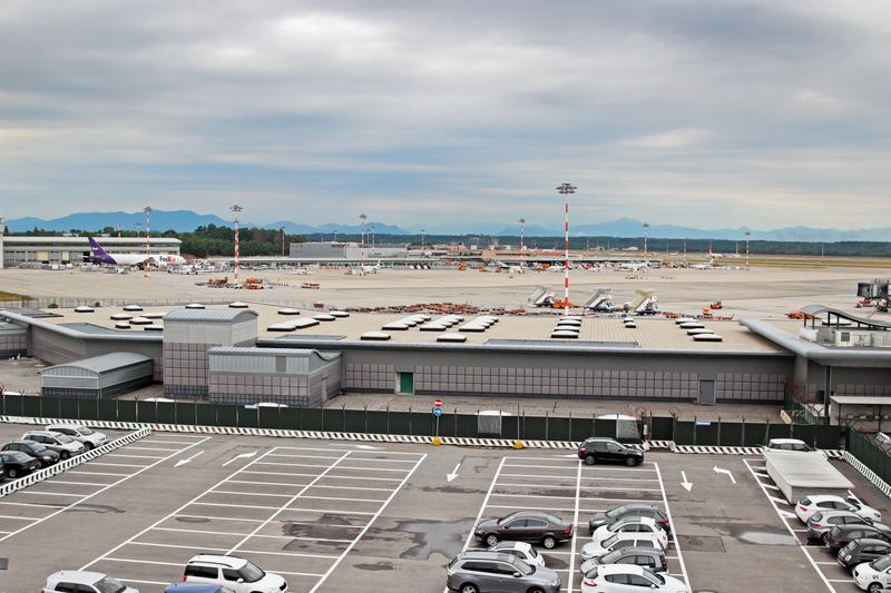 Milano Malpensa Airport (MXP) is the largest international airport of Milan, Italy.